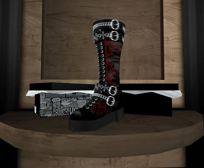 I still drool over this boot